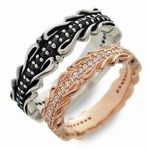 送料無料 K-SMITH シルバー 婚約指輪 結婚指輪 エンゲージリング ペアリング ギフト ラッピング 20代 30代 彼女 彼氏 レディース メンズ