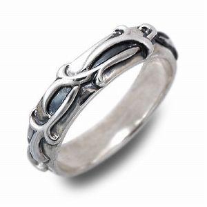 NAISSANCE シルバー リング 指輪 ギフト ラッピング 20代 30代 彼氏 メンズ 誕生日 記念日 プレゼント ネサンス