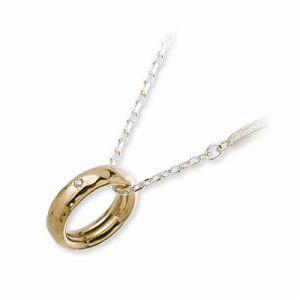 送料無料 NAISSANCE シルバー ネックレス ダイヤモンド ギフト ラッピング 20代 30代 彼女 レディース 女性 誕生日 記念日 プレゼント ネ