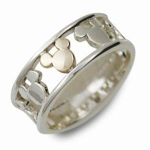 送料無料 Disney Accessory Disney シルバー リング 指輪 ギフト ラッピング 20代 30代 彼女 レディース 女性 誕生日 記念日 プレゼント