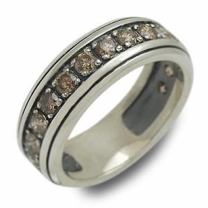送料無料 Tolteca シルバー リング 指輪 ダイヤモンド ギフト ラッピング 20代 30代 彼氏 メンズ 誕生日 記念日 プレゼント トルテカ