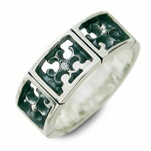 tip シルバー リング 指輪 ダイヤモンド ギフト ラッピング 20代 30代 彼氏 メンズ 誕生日 記念日 プレゼント ティップ
