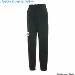 アディダス ジャージ 下  メンズ ユニセックス M ESSENTIALS リニアロゴ シングルジャージージョガーパンツ adidas BWD01