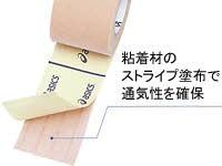 アシックス パワーサポートテープ4550 TJ4550