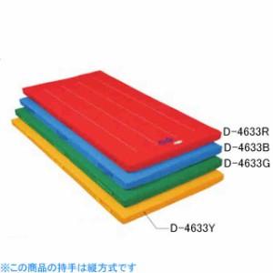 淡野製作所 体操 運動マット  カラー カラー体操マット 120×300サイズ グリーン DANNO D-4633G