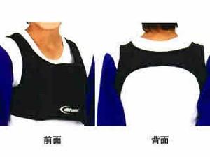 D&M ディファンク(difunc)胸部保護パット(ジュニア150) D-413