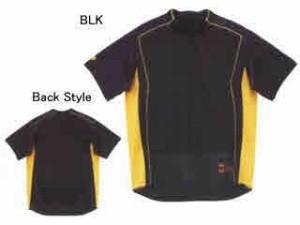 デサント ベースボールTシャツ(立衿2ボタン) DB-109M