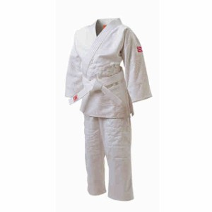 早川繊維工業 柔道衣(上下セット・一重織)女子用1号 JSL1