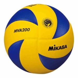 ミカサ バレーボール 国際公認球 検定球5号 MVA200