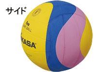 ミカサ ウォーターポロボール検定球(サイズ5) W6000W