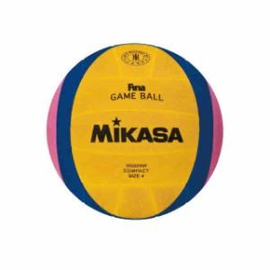 ミカサ ウォーターポロボール検定球(サイズ4) W6009W