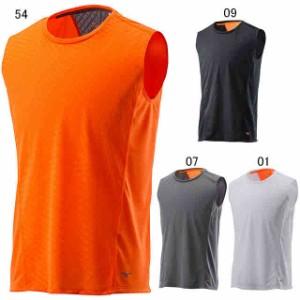 ミズノ ランニングノースリーブシャツ J2MA7016