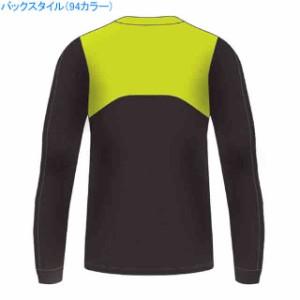ミズノ サッカー プラクティスシャツ フィールドシャツ LS MIZUNO P2MA7506