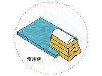中津テント 跳び箱用マット BB-454