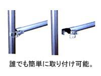 中津テント 災害避難用テント PTH-05