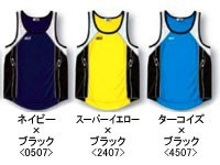 ニシ・スポーツ T&Fランニングトップ(メンズ) 65-005