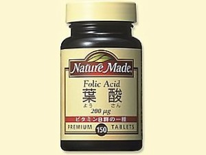 大塚製薬 ネイチャーメイド 葉酸 267317