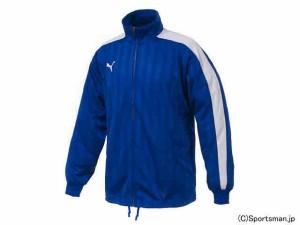 プーマ トレーニングジャケット(ブルー×ホワイト) 862220-03