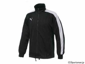 プーマ トレーニングジャケット(ブラック×ホワイト) 862220-07