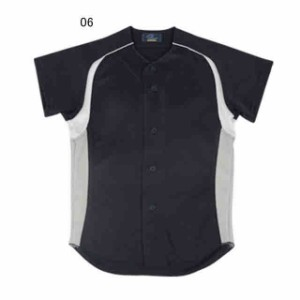 レワード ジュニア パズモ メッシュシャツ(JUS-29)Dネイビー×ホワイト×グレー JUS-2906