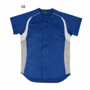レワード ジュニア パズモ メッシュシャツ(JUS-29)ブルー×ホワイト×グレー JUS-2908