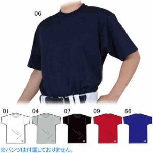 レワード 丸首 半袖ベースボールTシャツ TS-37