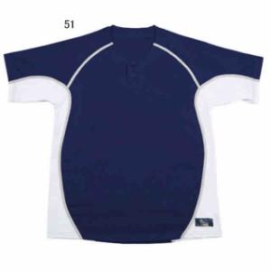 レワード 2ボタン テクノファインシャツ(Dブルー×ホワイト) UFS-1951