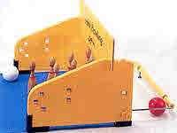 サンラッキー ミニボウリングDXセット SA-OX