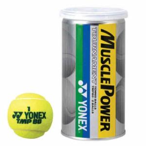 ヨネックス マッスルパワートーナメント 1ダース(2個入り×6缶) TMP80