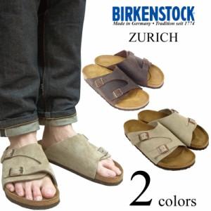 ビルケンシュトック BIRKENSTOCK チューリッヒ  (メンズ/レディース ZURICH ビルケン 幅広 普通幅 サンダル)