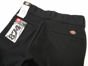 ディッキーズ Dickies オリジナル 874 ワークパンツ ブラック (ORIGINAL 874 WORK PANT チノパン)