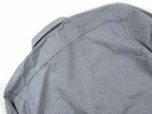ビッグビル BIGBILL 193 長袖ワークシャツ ヒッコリーストライプ 米国製 (HICKORY STRIPE MADE IN USA)