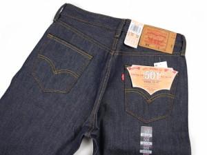 リーバイス LEVI'S 501-0000 オリジナル ボタンフライ ストレート ジーンズ リジッド STF (LEVIS RIGID 生デニム USAライン)