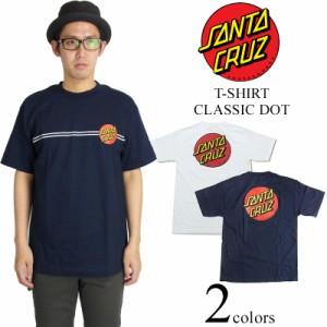 サンタクルズ SANTA CRUZ 半袖Tシャツ クラシック ドット (CLASSIC DOT サンタクルーズ)