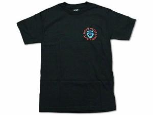 サンタクルズ SANTA CRUZ 半袖Tシャツ スクリーミング ハンド ブラック (SCREAMING HAND)
