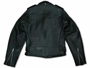ショット SCHOTT 618 ダブルライダース ブラック MADE IN USA (米国製 DOUBLE RIDERS BLACK レザージャケット)