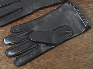 バンソン VANSON レザーグローブ ローパー ブラック MADE IN USA (Roper 手袋)