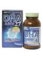 【ユーワ DHA&EPA27 120カプセル】※受け取り日指定不可※税抜5000円以上送料無料