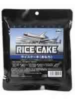 【SPACE FOOD(宇宙食) ライスケーキ(おもち)】※受け取り日指定不可※税抜5000円以上送料無料