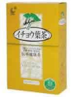 【イチョウ葉茶 ティーパック32P】※受け取り日指定不可※税抜5000円以上送料無料