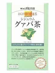【おらが村の健康茶 グァバ茶】※受け取り日指定不可※税抜5000円以上送料無料