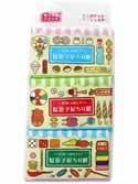 【ミニポケットティシュ 駄菓子屋ちり紙 6P】※受け取り日指定不可※税抜5000円以上送料無料