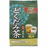 【お徳用 どくだみ茶 3g×62袋】※受け取り日指定不可※税抜5000円以上送料無料