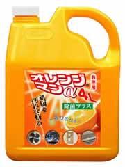 【ティポス オレンジマンα 4L】※受け取り日指定不可※税抜5000円以上送料無料