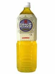 【純 発酵ウコン茶 1.5L×8本】※受け取り日指定不可※税抜5000円以上送料無料