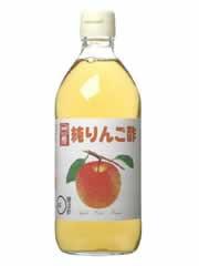 【純りんご酢 500ml】※受け取り日指定不可※税抜5000円以上送料無料
