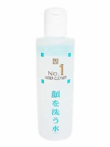 【顔を洗う水 No.1 ウォータークリーナー 洗顔化粧水 250ml】※キャンセル・変更・返品交換不可