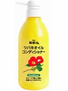 【黒ばら 純椿油 ツバキオイル コンディショナー 500ml】※キャンセル・変更・返品交換不可