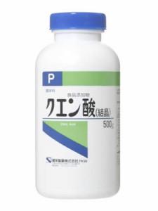 【クエン酸(結晶)P】※受け取り日指定不可※税抜5000円以上送料無料