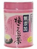 【無添加 梅こんぶ茶 90g】※受け取り日指定不可※税抜5000円以上送料無料